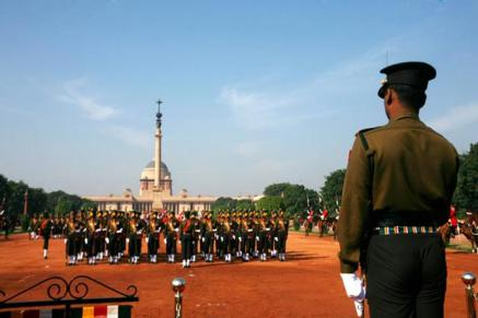 No 'Change of Guard' Ceremony between Jan 18 and Feb 02, 2020