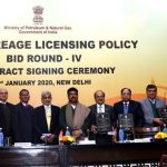 Petroleum Ministry signs contracts for 7 Blocks Awarded under OALP Bid Round – IV
