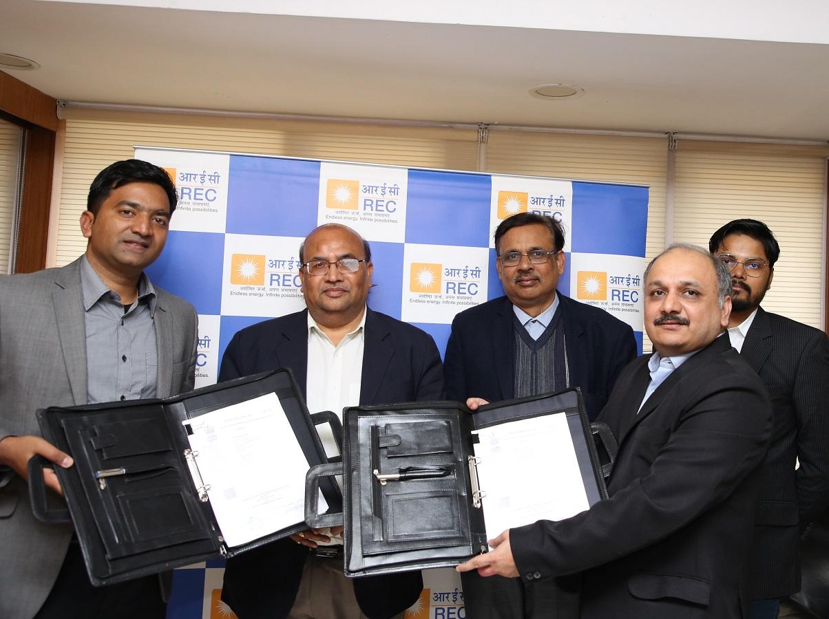 REC extends CSR support to Kangra district, HP