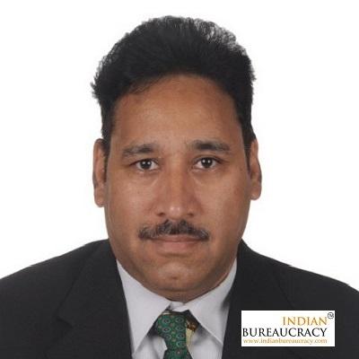 Rajesh Jogpal IAS Hr