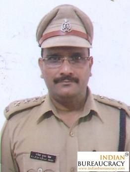 Rajesh Kumar Singh IPS UP
