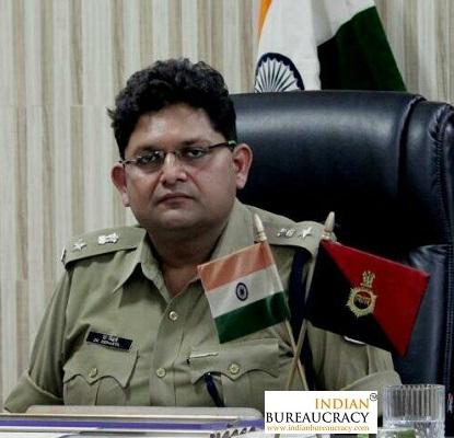 Siddharth Mohan JainIPS BH