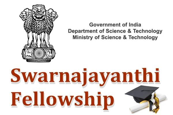 Swarna Jayanti Fellowships