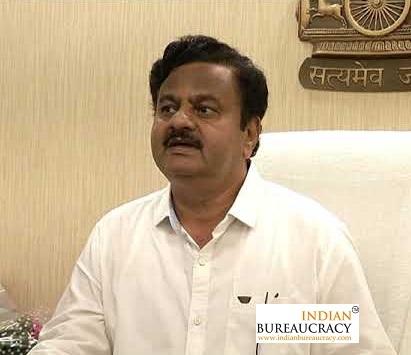 Venkata Ramana Reddy IAS AP