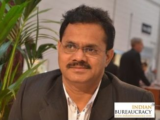 B Venkatesham IAS TG