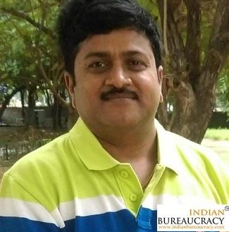 Ch Sridhar IAS AP