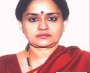 Chitra Ramachandran IAS TG