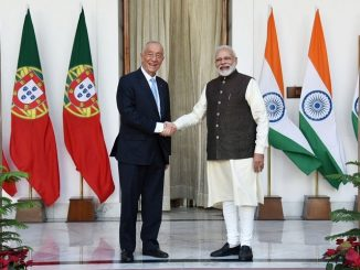 Cooperation Agreement between India & Portugal