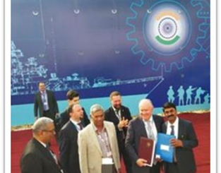 DRDO Signs Technology Development Contract with Rosoboronexport Russia