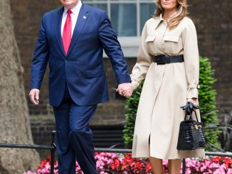 State visit of US President Donald J. Trump to United Kingdom, London - 04 Jun 2019