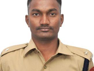 G V Sundeep Chakravarthy IPS JK