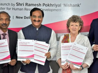 HRD Minister launches UKIERI-UGC Higher Education Leadership Develop