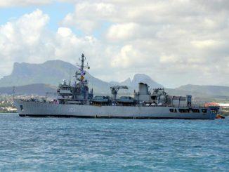 INS Jamuna progresses joint Hydrographic Ops off Sri Lanka