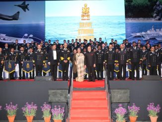 Indian Naval Symphonic Orchestra 2020