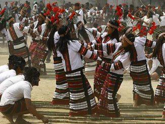 Mizoram on its Statehood Day
