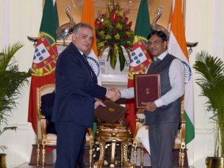MoU signed between Ministry of Shipping, GoI and Ministry of National Defence