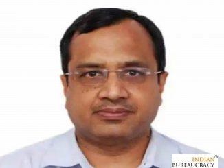 Pramod Agrawal IAS CMD Coal India