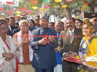 President of India inaugurates 34th Surajkund International Crafts Mela