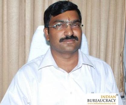 R Kirlosh Kumar IAS TN