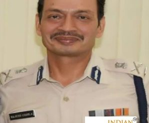 Rajesh Chawla IPS MP