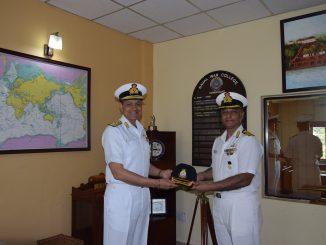 Rear Admiral Sanjay J Singh