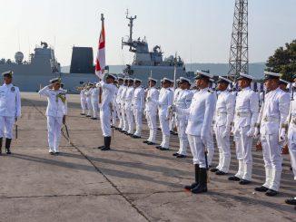 Rear Admiral Sanjay Vatsayan