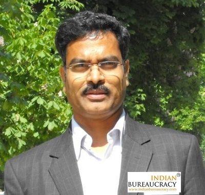 Sanjay J Khandare IAS MH