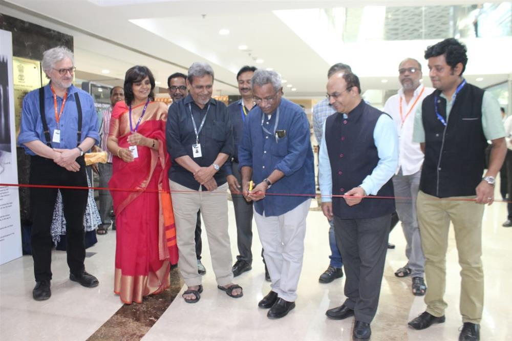 Satyajit Ray Pavillion at MIFF inaugurated