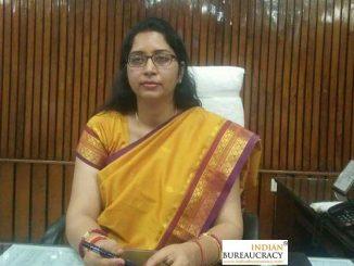 Shailaza Sharma IAS Bihar