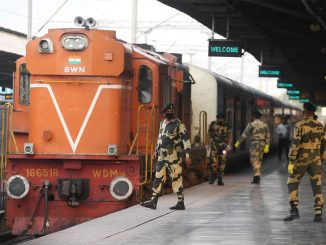 Indian Railways is working for the supply of essential commodities across the country