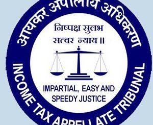 Income Tax Appellate Tribunan