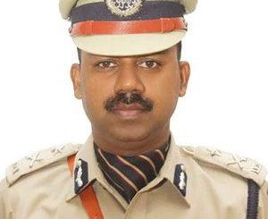 Pradeep Gupta IPS Chhattisgarh