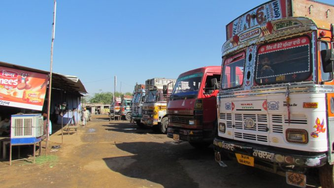 Road Ministry launches dashboard containing list of Dhabas & Truck ...